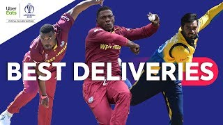 UberEats Best Deliveries of the Day | Sri Lanka v Windies | ICC Cricket World Cup 2019