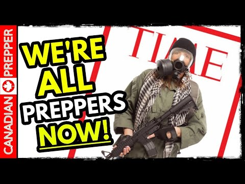 Everyone Became a Prepper in 2020| Financial CRISIS