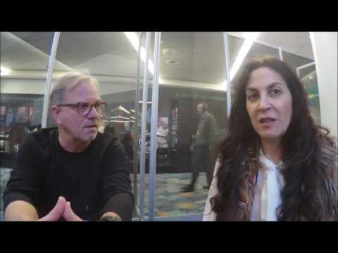 Steph Paynes Interview at Winter NAMM 2017
