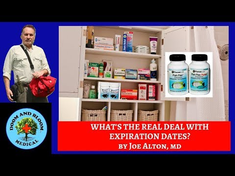 What are Expiration Dates on Medications?
