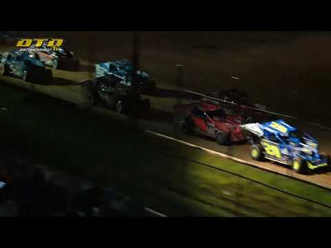 Big Diamond Speedway | Small-Block Modified Highlights | 9/3/21 - dirt track racing video image