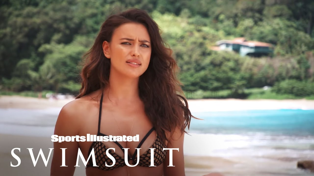 Irina Shayk Chases The Sun In Kauai   Uncovered   Sports Illustrated Swimsuit