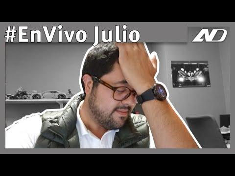 EnVivo Julio 2018