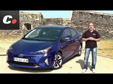 Toyota Prius 2016 | Prueba / Test / Review en español | coches.net