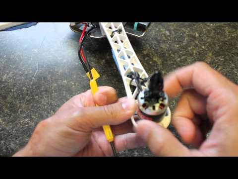DJI Naza F450 Quadcopter Broken Arm Could Have Been Avoided with Preflight Check - UC_LDtFt-RADAdI8zIW_ecbg