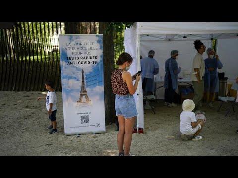 França reforça importância do passe sanitário, Dinamarca recomenda vacina a grávidas