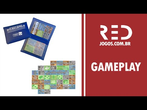 Sprawlopolis Gameplay - RED JOGOS