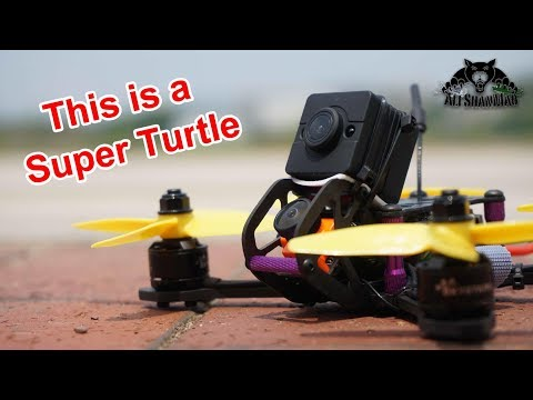 Helifar Turtles 135mm Micro Brushless FPV Racing Drone - UCsFctXdFnbeoKpLefdEloEQ