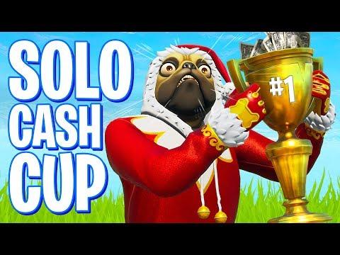 Solo Cash Cup Tournament! (Fortnite Battle Royale) - UC2wKfjlioOCLP4xQMOWNcgg