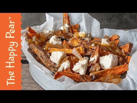 Ultimate Comfort Food | Epic Vegan Poutine | The Happy Pear