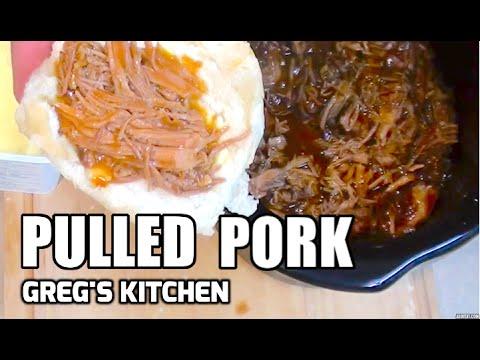 HOW TO MAKE BBQ PULLED PORK - Greg's Kitchen - UCGXHiIMcPZ9IQNwmJOv12dQ