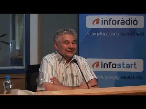InfoRádió - Aréna - Bross Péter - 1. rész - 2020.08.13.