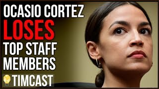 Ocasio-Cortez Just Lost Her Top Staff, Democrats Slammed For Being