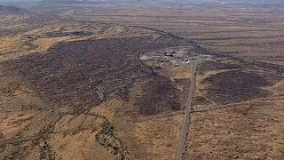 Firefighters outline operations that put the Black Mesa Fire out