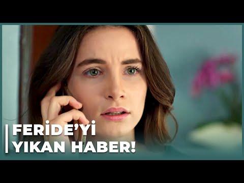 Feride, Emir'in Karşında Donup Kaldı! - Yemin 254. Bölüm