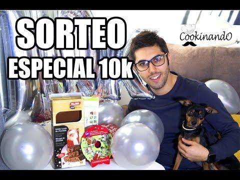 ESPECIAL 10K [[ SORTEO!!! ]]