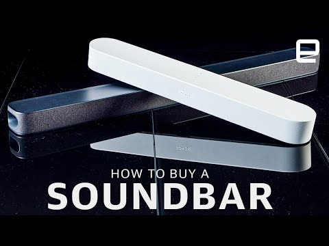 The best soundbars you can buy in 2019, and how to choose - UC-6OW5aJYBFM33zXQlBKPNA