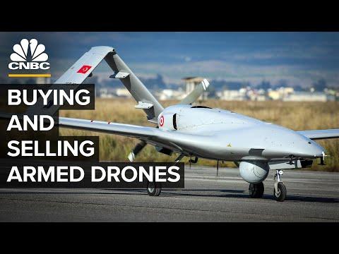 Why Demand For Armed-Drones Is Surging - UCvJJ_dzjViJCoLf5uKUTwoA