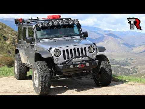 Very Important Jeep Upgrades!
