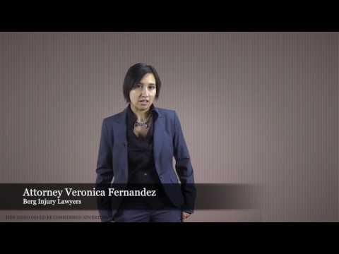 Veronica Fernandez - California Personal Injury Attorney at Berg Injury Lawyers