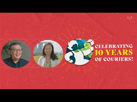 Celebrating 10 Years of Couriers: Recommitment to the Call  Cornerstone Community Church