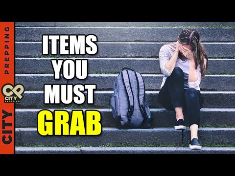 10 Great Depression Bug Out Bag Items