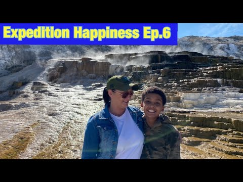 Expedition Happiness: Mammoth Hot Springs Ep.6 | Yellowstone National Park | PCS to JBLM