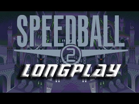 Speedball 2: Brutal Deluxe (Commodore Amiga) Cup Longplay