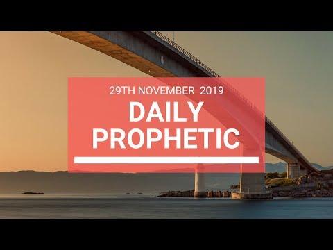 Daily Prophetic 29 November Word 7