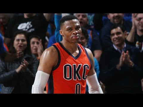 Russell Westbrook 29th Triple Double 41 Points 11 Assists 11 Rebounds in OKC | 02.26,17