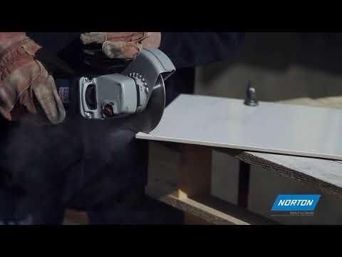 Norton Essential Diamond Blade for Ceramics