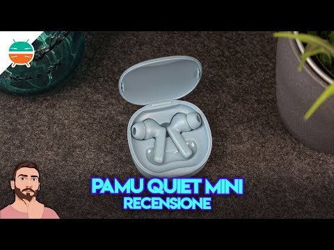 Recensione PaMu Quiet Mini: doppia ANC e …