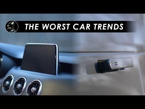 The Worst Trends in Modern Cars and Trucks - UCgUvk6jVaf-1uKOqG8XNcaQ