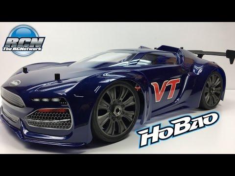 Hobao Hyper VT 1/8th 6S Super Car - Unboxing - UCSc5QwDdWvPL-j0juK06pQw