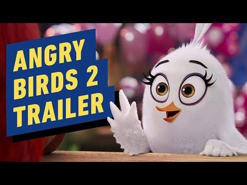 The Angry Birds Movie 2 - Trailer #3 (2019) Jason Sudeikis, Bill Hader - UCKy1dAqELo0zrOtPkf0eTMw