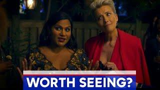 Sandy Kenyon reviews 'Late Night,' starring Emma Thompson and Mindy Kaling
