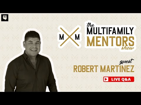 Tribe of Multi Family Mentors Live Q&A w/ Apartment Rockstar Robert Martinez
