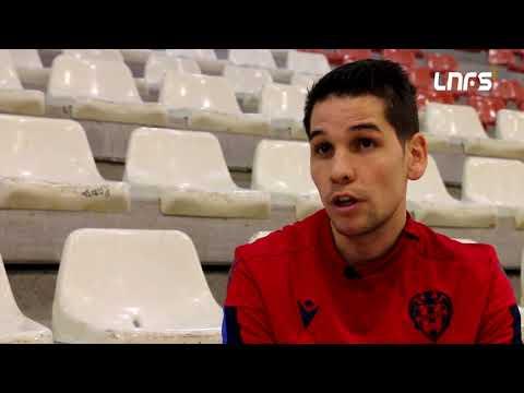ENTREVISTA | Diego Ríos:  La experiencia de entrenar al Levante está siendo muy positiva