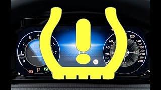 Reset spia pressione pneumatici Volkswagen GOLF 8