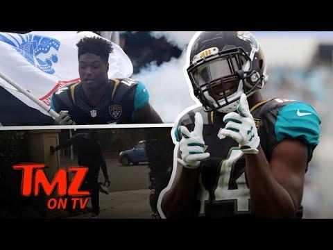 NFL Star Steps In Poop!!!   TMZ TV