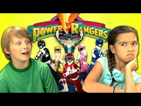 KIDS REACT TO POWER RANGERS - UC0v-tlzsn0QZwJnkiaUSJVQ