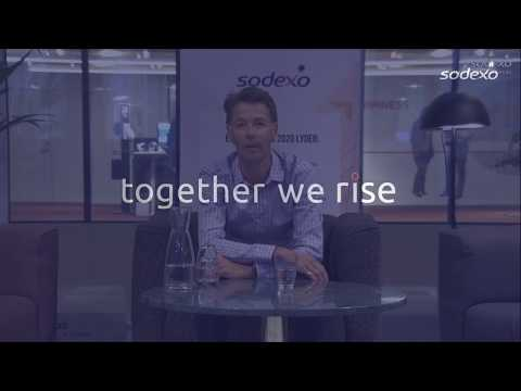 Jakob Selin - Rise with Sodexo