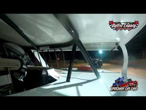 #83 Jc Newell - Usra Bmod - 7-9-2021 Dallas County Speedway - In Car Camera - dirt track racing video image
