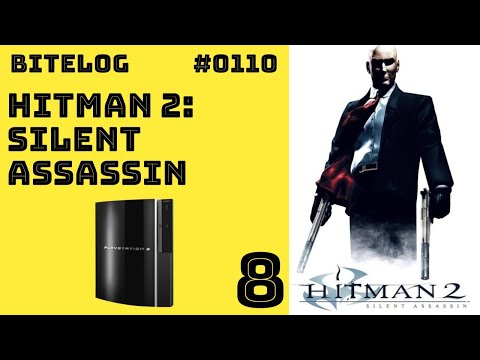 BITeLog 0110.8: Hitman 2, Silent Assassin HD (PS3)