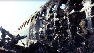 Катастрофа Superjet: версии