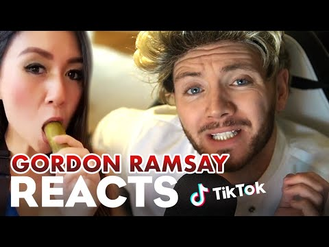 Gordon Ramsay REACTS to TikTok Cooking Videos