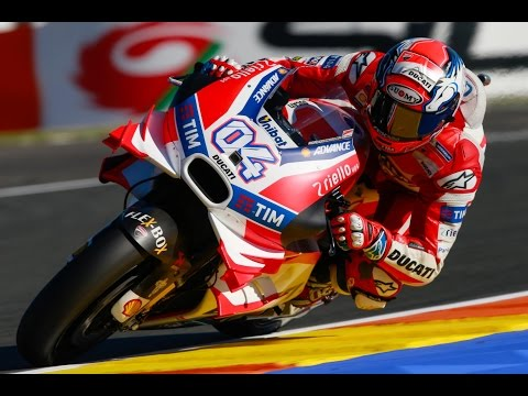 Ducati Team on the #ValenciaGP
