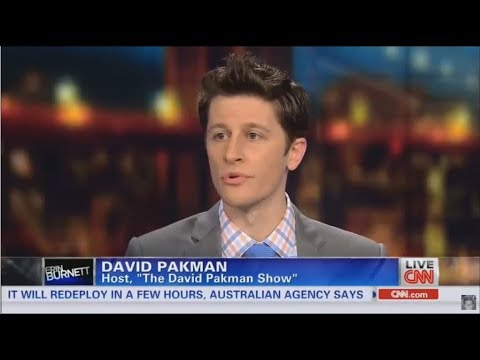 Would David Take a Job with Corporate Media?