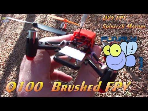 Q100 Brushed FPV Frame - UCQ2264LywWCUs_q1Xd7vMLw