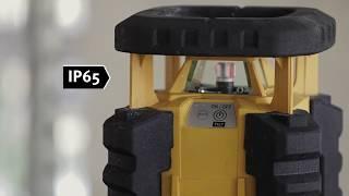 Pöördlaser Stabila LAR 350 komplekt statiivi ja nivelliirlatiga